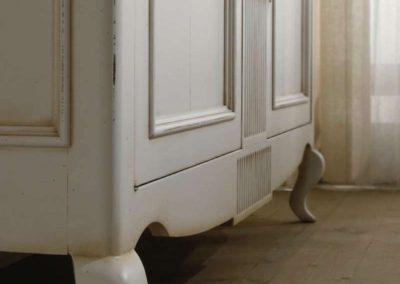 vetrina in legno e vetro bassan art -2